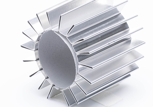 aluminum fin, heatsink, coldplate, fin example, heat transfer